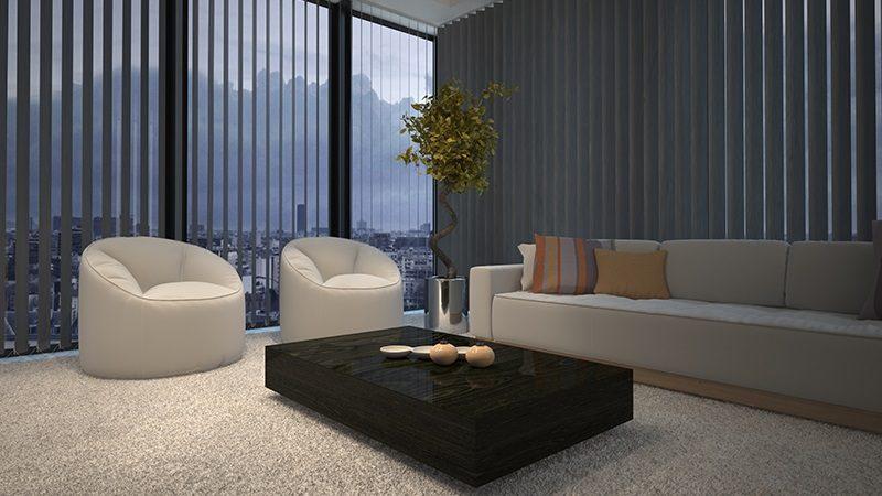 5 รูปแบบผ้าม่านสำหรับบ้านสไตล์ Modern