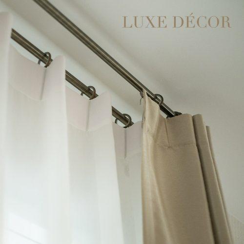 รางโชว์ (Curtain Pole)